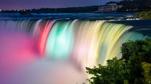 Rainbow Niagara Falls 8k Ultra HD Wallpaper | Background Image ...